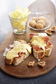 Tartine de Raclette de Savoie