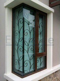 These are your beloved balkon design in the world Window Grill Design Modern, Grill Door Design, Door Gate Design, Window Design, Steel Gate Design, Main Gate Design, Balcony Grill Design, Wrought Iron Decor, Wrought Iron Gates