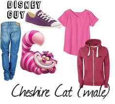 Disney Character Inspired Outfits
