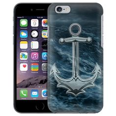 Apple iPhone 6 Rough Water Anchor Case from Trek Cases Anchor Phone Cases, Apple Iphone 6, War, Plane, Trek, Products, Airplane, Gadget, Airplanes