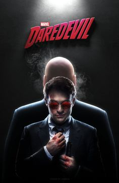 Daredevil - TV Poster by on DeviantArt Ms Marvel, Marvel Comics, Marvel Show, Marvel Heroes, Punisher Daredevil, Daredevil 2015, Netflix Daredevil, Daredevil Series, Deborah Ann Woll