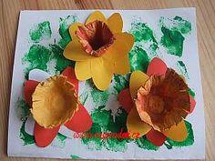 jarní vyrábění s dětmi - Hledat Googlem Fruit, Tableware, Painting, Dinnerware, Tablewares, Painting Art, Paintings, Dishes, Painted Canvas