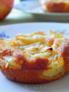 Délices aux pommes | Une Plume dans la Cuisine