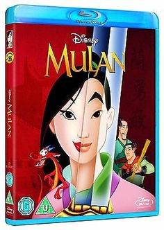 awesome Mulan (Blu-ray Disney Region Free) BRAND NEWFACTORY SEALED - For Sale View more at http://shipperscentral.com/wp/product/mulan-blu-ray-disney-region-free-brand-newfactory-sealed-for-sale/