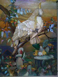 Exposition Louis Comfort Tiffany – Musée du Luxembourg, Paris
