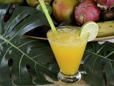 Caipiriña de frutas tropicales