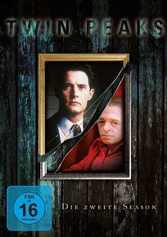 Twin Peaks - Die zweite Season / Staffel 2 [6 DVDs] NEU/OVPsparen25.com , sparen25.de , sparen25.info