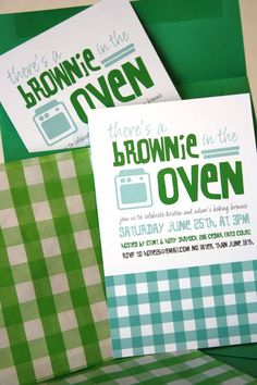 baby shower invite. LOL i love this