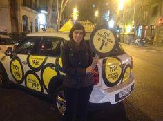 hora-voy de la setmana VANESA ANDREA! #hoyvoy #autoescuela #barcelona