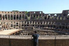 Colosseum: Piazza del Colosseo | Via dei Fori Imperiali, Rome, Italy