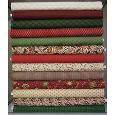 Marcus Fabrics Judie Rothermel Old Sturbridge Village 12 Fat Quarters | Precuts