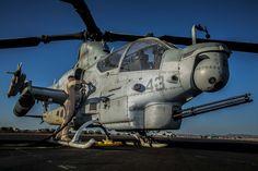 Military Aviation — rocketumbl:   AH-1Z