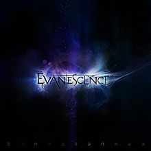 Evanescence (self titled) by Evanescence   Such beautiful colors were chosen for this. Makes it very haunting.
