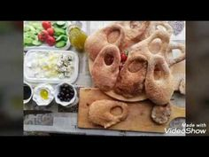 كعكة العصرونية#طريقة تحضير#Kaek Bread#Lebanese traditional read#how to make #with Silva Zadikian#coo - YouTube