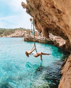 Discover recipes, home ideas, style inspiration and other ideas to try. Ibiza Town, Ibiza Beach, Ibiza Travel, Spain Travel, Most Beautiful Beaches, Beautiful Sunset, Mykonos, Newcastle, Ibiza Strand
