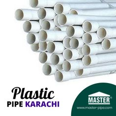 Master Pipe offers a comprehensive range of #Plasticpipes and fitting to cater to growing need of the water, building construction industry.