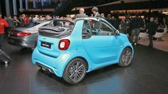 Smart Fortwo Cabrio - Motoring Research