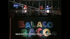 Balacobaco estreia nesta quinta-feira (4) - Vídeos - R7