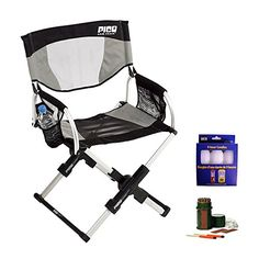PICO Arm Chair, Stormproof Match Kit, Original/Candlelier.
