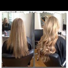 Modelled my the lovely Kayleigh. Hair by Siobhan . Easilocks Hair Extensions, Hair Ideas, Rose Gold, Long Hair Styles, Model, Beauty, Instagram, Long Hairstyle