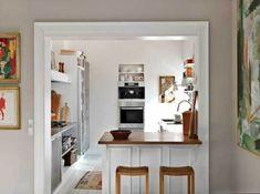 100+ Small Scandinavian Kitchen Design (14)