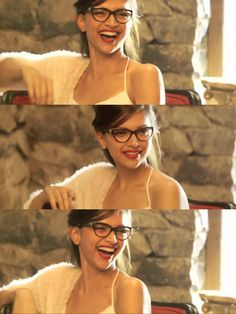 Deepika Padukone for Vogue Eyewear photoshoot