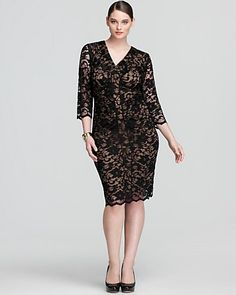 c17428e7401e2 anna scholz plus Gathered Border Dress Women - Plus - Dresses -  Bloomingdale s