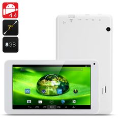 7 Inch Android 4.4 Android 8GB Tablet PC #tablet #android #androidtablet #bitcoin