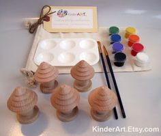 2 lucky readers will win a KinderArt Arts and Crafts Kit during Keeping Kids Creative!