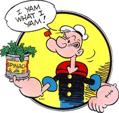 Popeye was always fun to read. It was a little offbeat but the cartoons on TV reinforced what I read in the thin pulp comic books. King Features was the publishing company, I believe. Characters like the Jeep and the Old Sea Hag and Goons were all fond memories. Right up there with DC Comics and Marvel and Gold Key and Classics Illustrated.