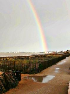 There may be some winter showers in the Charente Maritime - but you will always be able to find treasure at the end of the #rainbow ... the lovely Chatelaillon #Plage !  If you would like to find your own pot of gold along the #AtlanticCoast contact Chris at @BikeHireDirectFrance #CharenteMaritime . Visit the link in our bio for more information :-)  #ChatelaillonPlage #NouvelleAquitaine #France #BikeHireDirect #DispoVelo #French #cyclinginFrance #LaRochelle #arcenciel Winter Shower, Pot Of Gold, France, Showers, Coast, Country Roads, Rainbow, Link, Rain Bow