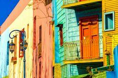 Las ventanitas de mis calles de arrabal...