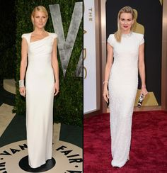 Gwyneth Paltrow and Naomi Watts face off