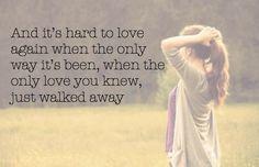 Kiss Me Slowly, Parachute lyrics