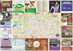 Editorial: Tour de Compras Avaré 60 #tourdecompras #guia #mapa #pocketmap #avare #brasil #brazil #guide #valim #pesca #tucunare