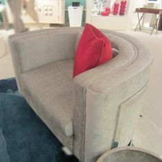 Donald Chair in Chenille