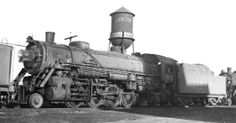 L&N 2-8-2 locomotive #1592