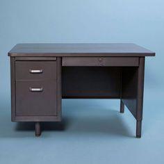 Twenty Gauge: Single Pedestal Desk, at 20% off!