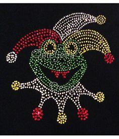 Strass steentjes Kermit, Minnie Mouse, Disney Characters, Fictional Characters, Dots, Wreaths, Halloween, Diamonds, Mardi Gras