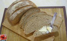 Pane Rustico con Farina Macinata a Pietra e Pasta Madre - Aryblue