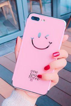 Smile iphone 6, iphone 6 plus, iphone 7 & iphone 7 plus protective Case For cute girl