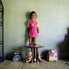 24 Children From Around The World Posing With Their Toys. The Differences Are Mind-Boggling.