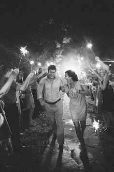 Best in Black and White | Cedarwood Weddings. Photo by Krystal Mann