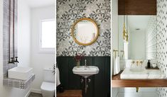 Top Ten 2019 Bathroom Trends to look out for according to Experts Bathroom Colors, Bathroom Sets, Small Bathroom, Tiled Bathrooms, Modern Bathrooms, Bathroom Trends, Wet Rooms, Amazing Bathrooms, House Styles