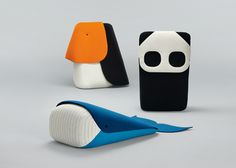 Zoo by Ionna Vautrin with Kvadrat fabric