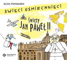 Święty Jan Paweł II. Audiobook - Eliza Piotrowska Multimedia, Audio Books, Literatura
