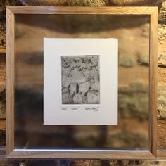 K U Z U / Hakan Onur 24/50  -  Engraving collection of XII34 Creative Center / For more information you can write us : onikiotuzdort@gmail.com  #engraving #collection #worldwide #sale #art #turkey #istanbul #artcenter #gallery