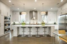 white kitchen Inspiration, Tatum Brown Custom Homes