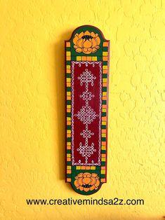 Rangoli Kolam Designs, Kolam Rangoli, Easy Rangoli, Kerala Mural Painting, Madhubani Painting, Diwali Decorations, Festival Decorations, Indian Contemporary Art, Crayon Drawings