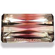 Bi Color Tourmaline - 12.01 carats